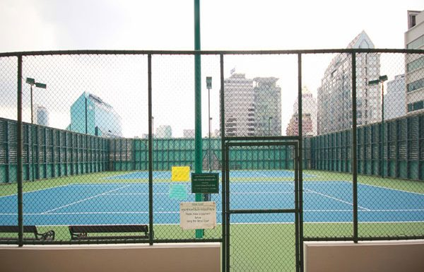 Sathorn-Garden-Bangkok-condo-for-sale-Tennis-Court